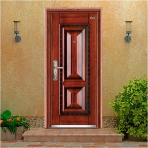 Outer Steel Door pictures & photos