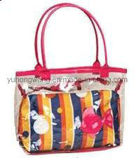 Hotsale PU Beach Waterproof Hand Bag for Promotion