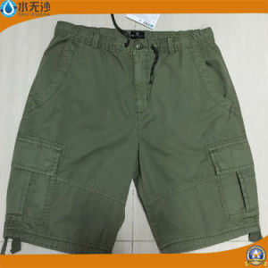 Wholesale Men Cotton Burmuda Cargo Shorts Fashion Cotton Short Pants pictures & photos