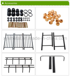 Metal Hat and Coat Clothes Shoes Hall Steel Pipe Stands Hanger Shelf Stand Rack pictures & photos
