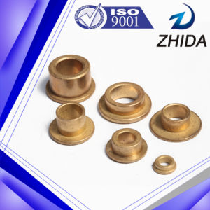 Step Type Sintered Bushing for Micro Motors