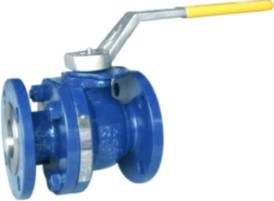 Class 150 Cast Steel Floating Flanged Ball Valve