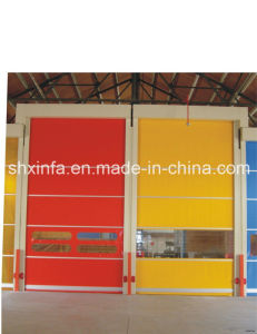 Premium New Style High Speed Roller Door/Automatic Roll-up Door