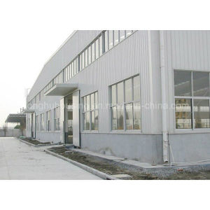 Low Cost Light Steel Structure Simple Prefab Warehouse Workshop pictures & photos