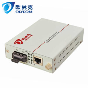 1000Mbps Poe Fiber Media Converters External power supply