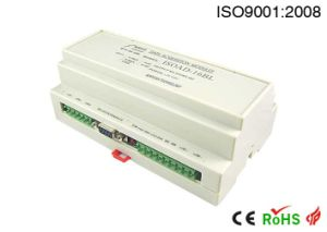 4-Channel 4-20mA to RS232 RS485 Ad Converter with Modbus RTU Ascii pictures & photos