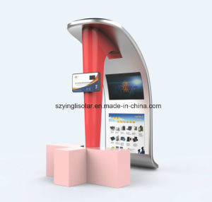 High Heels Shape Solar Power Mobile Charging Station pictures & photos