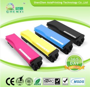 Laser Printer Toner Cartridge Tk-554 Color Toner Cartridge for Kyocera Printer
