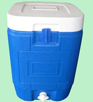 portable Plastic Cooler Box