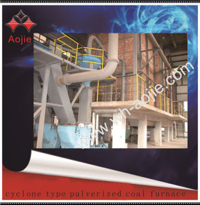 Pulverized Coal Injection Cyclone Furnace pictures & photos