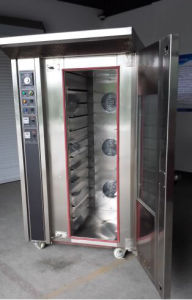 Ykz-12 Air Circulation Convection Oven with Steam Spray pictures & photos