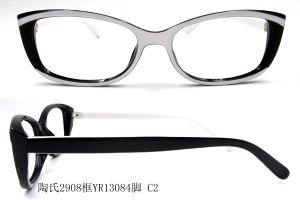 Fashion Reading Glasses with Metal Parts in Spring (2908)