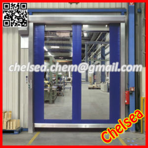 China High Quality Rapid Roller Automatic Door Manufacturer (ST-001) pictures & photos