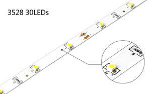 Best Price Non-Waterproof SMD 3528 60LEDs/M 12V LED Strip pictures & photos