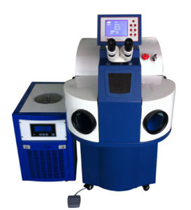 Jewelry Stainless Laser Welding Machine pictures & photos