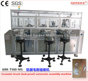 Cosmetic Equipment -Cosmietc Brush (leak proof) Automatic Assembly Machinery pictures & photos