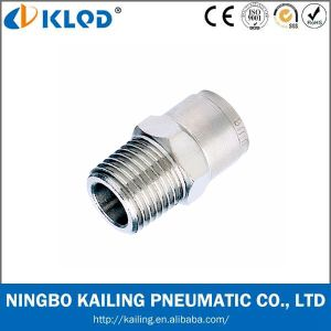 Metal Material Pneumatic Air Fitting pictures & photos