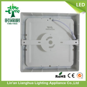 LED Panel 2835SMD Square 3W 6W 9W 12W 15W 18W 24W LED Panel Light pictures & photos