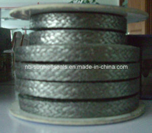 Flexible/Expanded Graphite Braided Packing (SUNWELL) pictures & photos