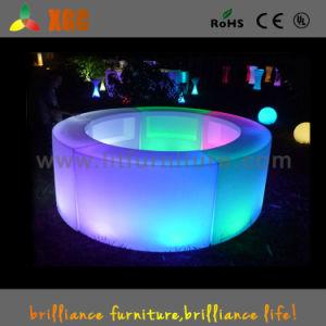 LED Light Up Bar Table Furniture/Disco Furniture