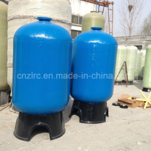 FRP GRP Tank Pressure Water Treatment Manufacturers Water Filter Tank pictures & photos