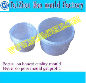 Plastic Injection Mold for Preservation Box, Preservation Bucket