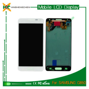 Factory Sale Transparent LCD Screens for Samsung G850 pictures & photos