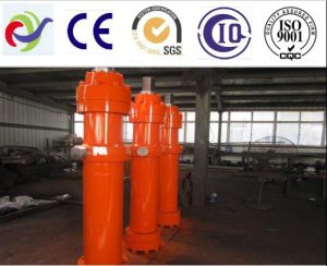 Welded Special Vehicle Hydraulic Cylinder