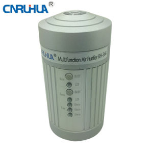 Whole Sales Adustable Easy Use USB Ionizer Air Purifie pictures & photos