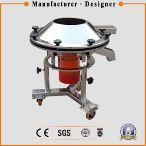 High Frequency Glaze Vibrating Screen with 2 Stage Motor pictures & photos