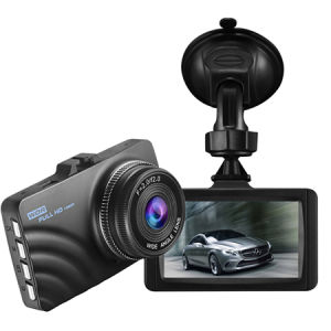 Black Box Dash Cam >> 3 Inches Full Hd 1080p Car Black Box 2ch Dual Lens 170 Degrees Ultra Wide View Angle Vehicle Dashcam Recorder Loop Recording Wdr Parking Monitor Auto