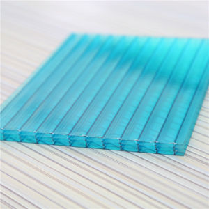Garden Polycarbonate Greenhouse PC Hollow Sheet