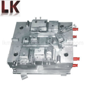High Polishing Surface Hot Runner Plastic Injection Mould
