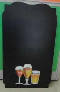 Newest Creative Wall Mounted Wood Blackboard pictures & photos
