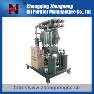 Single Stage Vacuum Transformer Oil Purifier Oil Purification pictures & photos