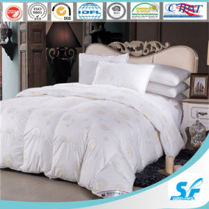 300tc White Wholesale Handmade Hotel Duvet pictures & photos