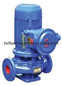 ISG Single Suction Centrifugal Water Pump pictures & photos