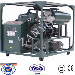 Waste Black Engine Oil Regeneration System