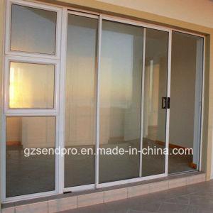 Customized Size Design Aluminum Sliding Bathroom Door Interior House Doors