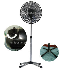 "18"" Plastic Grill Stand Fan with 5 ABS Blades (USSF-952) pictures & photos"