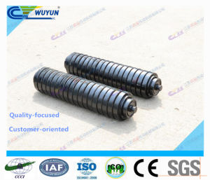 Machinery Buffer Roller for Belt Conveyor, Idler Roller pictures & photos