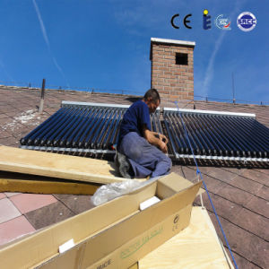 Split Pressurized Solar Water Heater System pictures & photos
