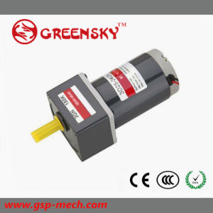 GS 25W 80mm DC Mirco Motor with High Efficiency pictures & photos