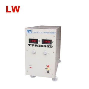 TPR-6030d Linear DC Power Supply 0-60V 0-30A Single Output pictures & photos