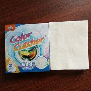 China Color Catcher Grabber Sheets, Absorb The Color in The Water ...