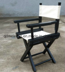 Children′s Director of Completely Real Wood Chair Folding Chair (M-X3038) pictures & photos