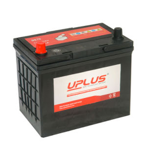 D26 Ns70L Trustworthy Manufacturer of 12V 65ah Mf Car Battery pictures & photos