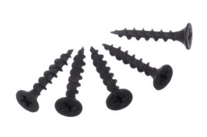 Competitive Black Dry Wall Nail Screw Nails Black Screw