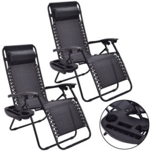 Fantastic Zero Gravity Lounge Chair Recliner Outdoor Yard Beach Patio Garden Folding Chair Uwap Interior Chair Design Uwaporg