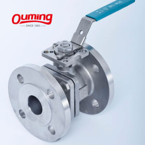 Quality Assured Lever Operated Floating Ball Valve with Price